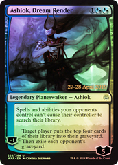 Ashiok, Dream Render - Foil - Prerelease Promo