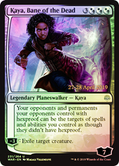 Kaya, Bane of the Dead - Foil - Prerelease Promo