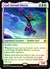 God-Eternal Oketra - Prerelease Foil
