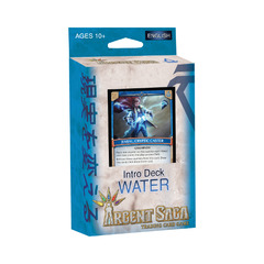 Argent Saga TCG: Intro Deck Water