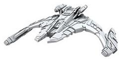 Star Trek: Deep Cuts Unpainted Ships - Jem'Hadar Battle Cruiser