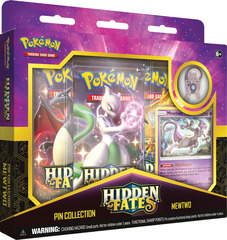Hidden Fates Pin Collection - MewTwo