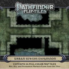 Pathfinder Flip-Tiles: Urban Sewers Expansion