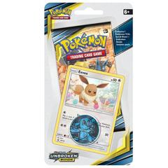 Pokemon SM10 Unbroken Bonds Checklane Blister Pack - Eevee