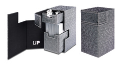 Ultra Pro - M2 Limited-Edition Dark Steel Deck Box