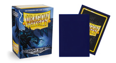 Dragon Shield Night Blue: Botan Classic Sleeves - (Box of 100)