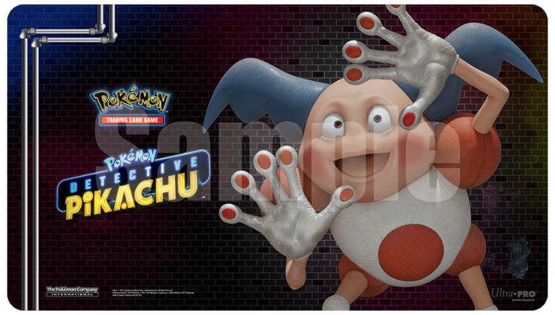 Ultra Pro - Pokmon: Detective Pikachu Mr. Mime Play Mat