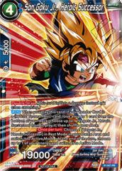 Son Goku Jr., Heroic Successor - P-147 - PR