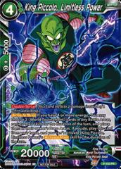 King Piccolo, Limitless Power - P-153 - PR