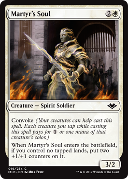 Martyrs Soul