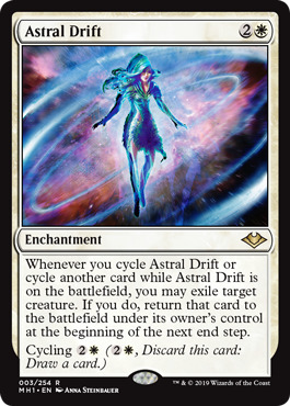 Astral Drift - Foil