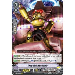 Clay-doll Mechanic - V-EB06/008EN - RRR on Channel Fireball