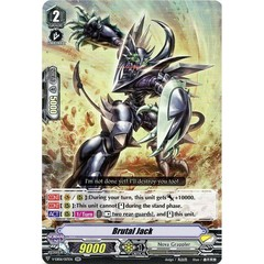 Brutal Jack - V-EB06/017EN - RR on Channel Fireball