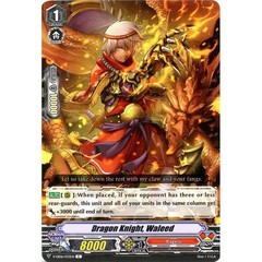 Dragon Knight, Waleed - V-EB06/033EN - C on Channel Fireball
