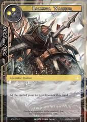 Ballista Warrior - AOA-004 - C