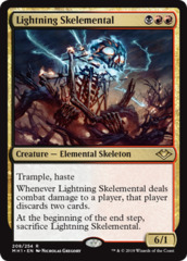 Lightning Skelemental