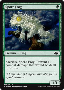 Spore Frog