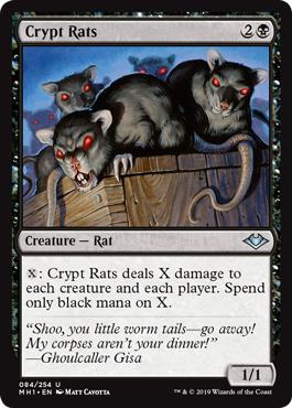 Crypt Rats