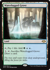 Waterlogged Grove - Foil