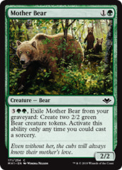 Mother Bear - Foil