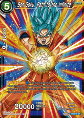 Son Goku, Path to the Infinite - EX06-08 - EX