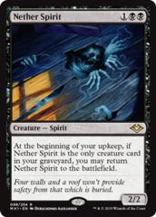 Nether Spirit - Foil