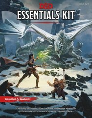 Dungeons & Dragons RPG: Essentials Kit