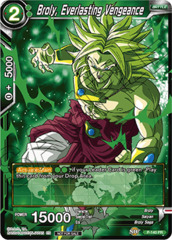 Broly, Everlasting Vengeance - P-140 - Championship Pack 2019 on Channel Fireball
