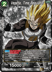 Vegeta, Time Regulator - P-142 - Championship Pack 2019