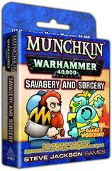 Munchkin Warhammer: Savagery and Sorcery