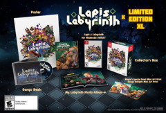 Lapis x Labyrinth Limited Edition XL
