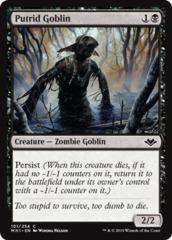 Putrid Goblin - Foil