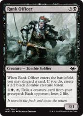 Rank Officer - Foil