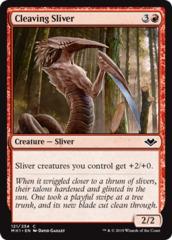 Cleaving Sliver - Foil