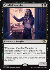 Cordial Vampire - Foil