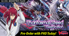 V Booster Set 06: Phantasmal Steed Restoration Booster Box