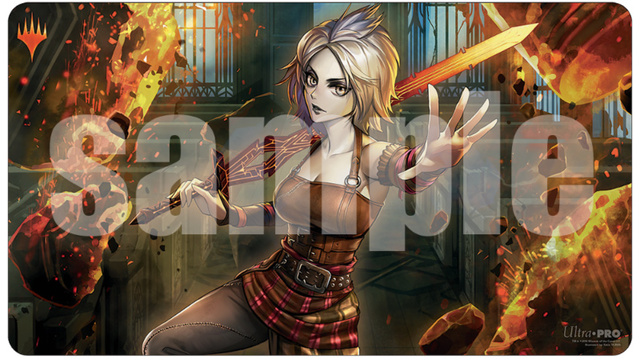 Ultra Pro - Nahiri Japanese Alt-Art WAR Playmat