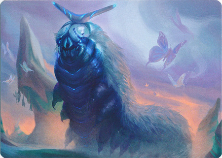 Chillerpillar - Art Series