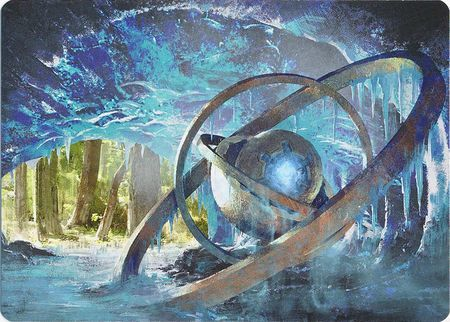 Arcums Astrolabe - Art Series