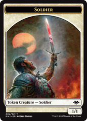 Soldier Token - Foil