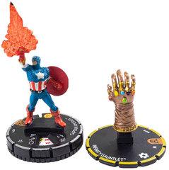 Captain America w/ Infinity Gauntlet - 071 & s010