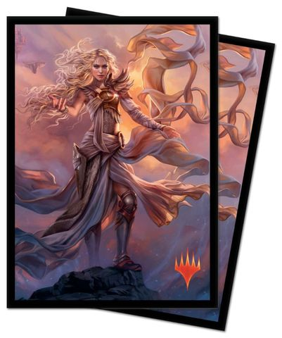 Ultra Pro - MTG Modern Horizons Serra The Benevolent 100 Count Standard  Sleeves (18079)