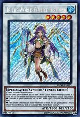Ib the World Chalice Justiciar - DANE-EN035 - Secret Rare - Unlimited Edition