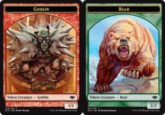 Goblin Token // Bear Token