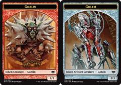 Goblin Token // Golem Token