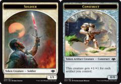 Soldier Token // Construct Token