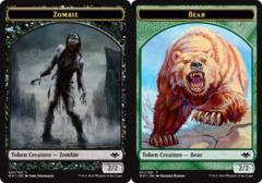 Zombie Token // Bear Token