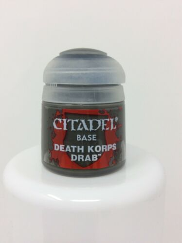 Base: Death Korps Drab (12ml)
