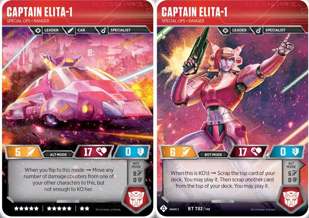 Captain Elita-1 // Special Ops Ranger