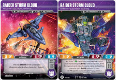Raider Storm Cloud // Infantry Electronic Warfare